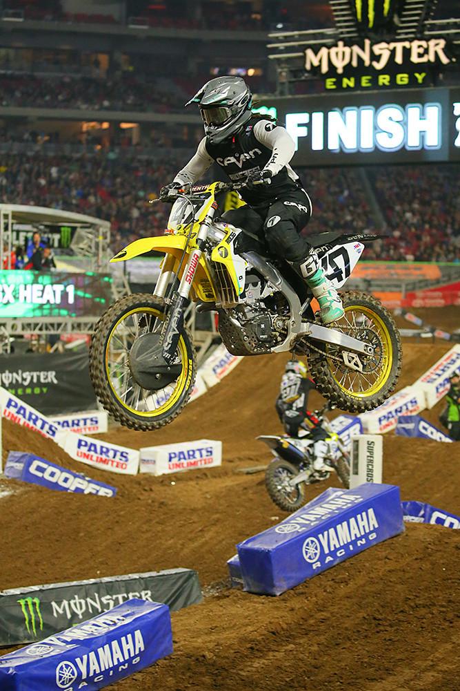 Malcolm Stewart - Photo Blast: Glendale - Motocross Pictures - Vital MX