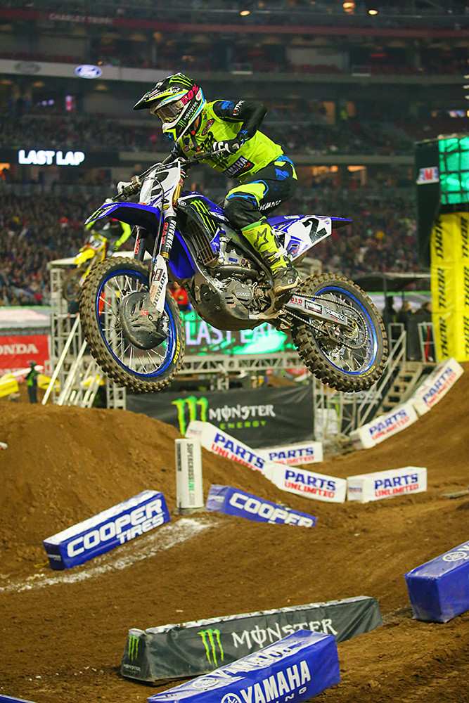 Cooper Webb - Photo Blast: Glendale - Motocross Pictures - Vital MX