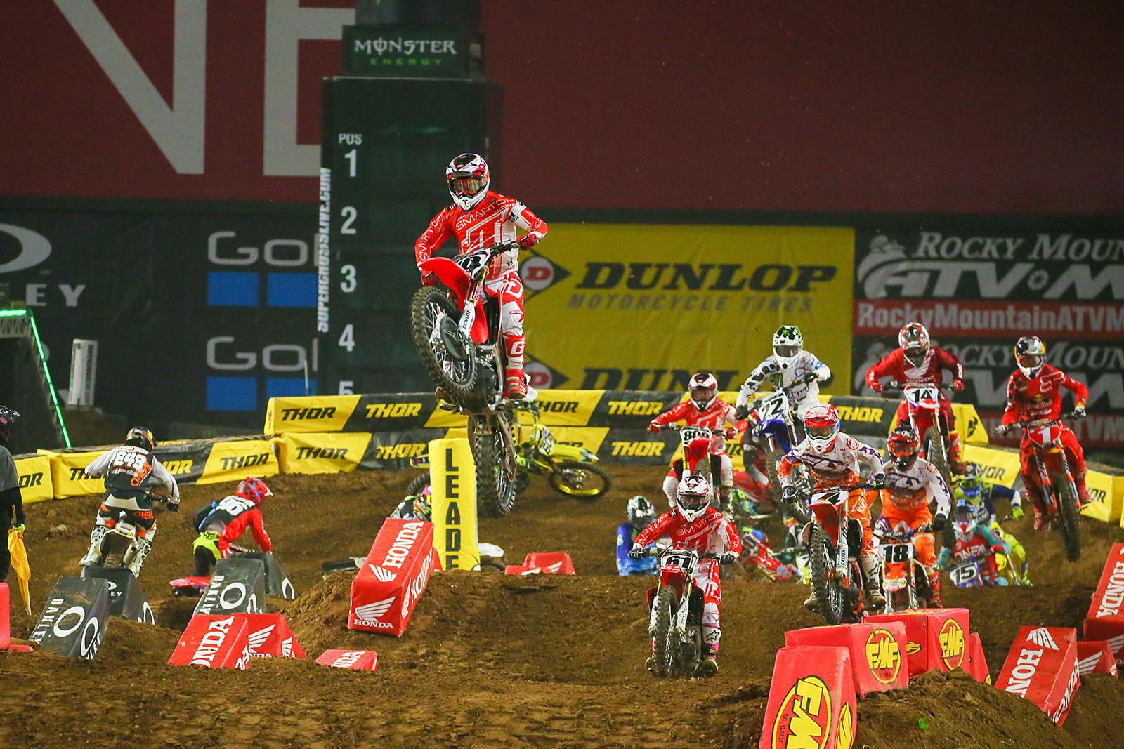 Justin Brayton - Photo Blast: Glendale - Motocross Pictures - Vital MX