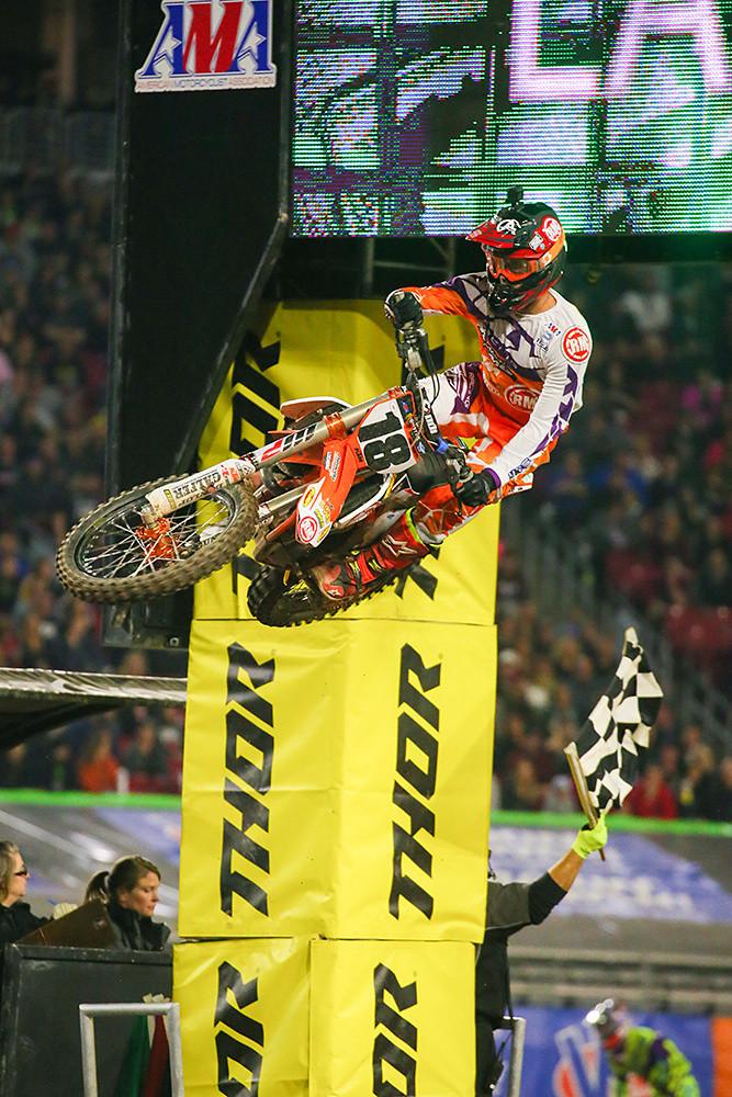 Davi Millsaps - Photo Blast: Glendale - Motocross Pictures - Vital MX