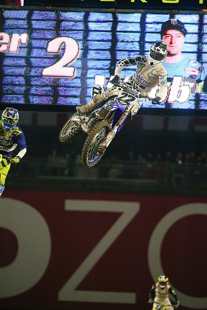 Chad Reed - Photo Blast: Glendale - Motocross Pictures - Vital MX