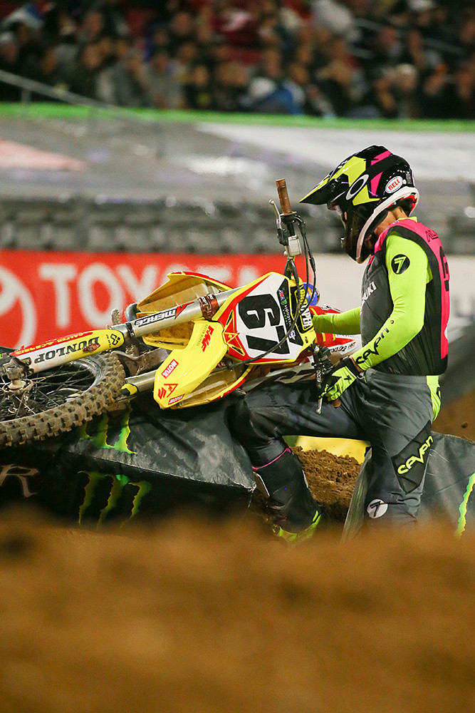 Jimmy Albertson - Photo Blast: Glendale - Motocross Pictures - Vital MX