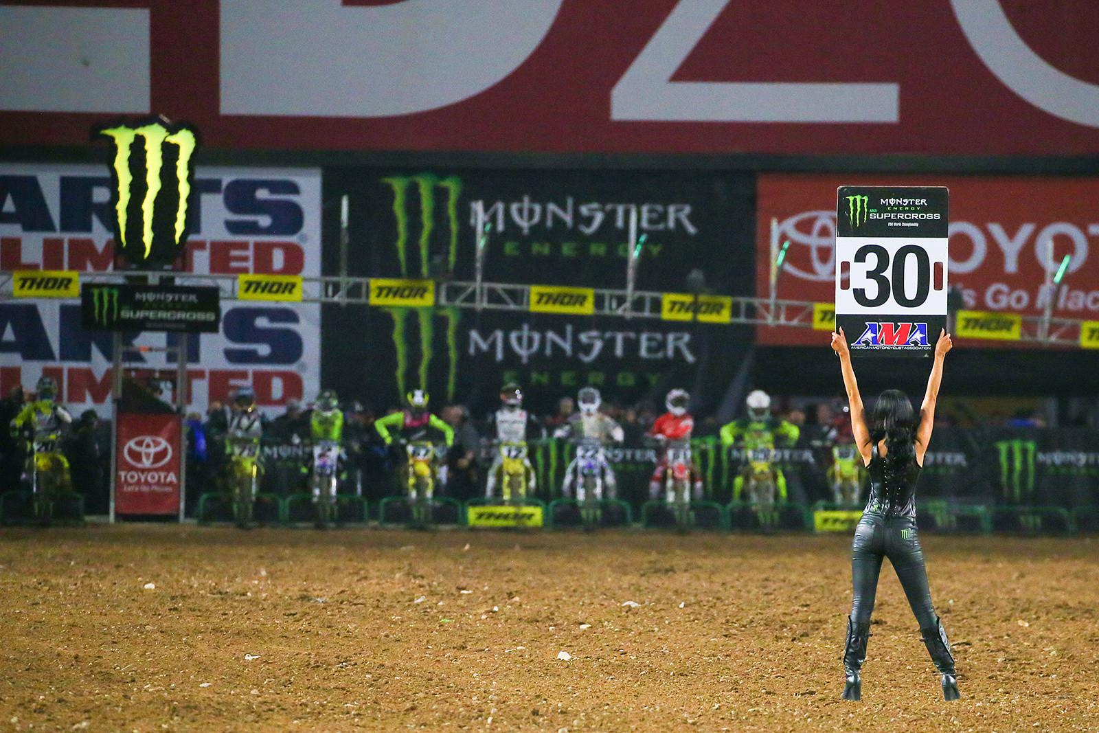 Long, straight... - Photo Blast: Glendale - Motocross Pictures - Vital MX