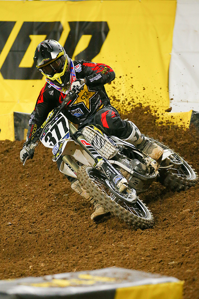 Christophe Pourcel - Photo Blast: Glendale - Motocross Pictures - Vital MX