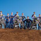 Rockstar Energy Racing Husqvarna's MX2 Squad