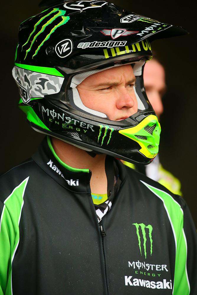 Josh Grant - Vital MX Pit Bits: Oakland - Motocross Pictures - Vital MX