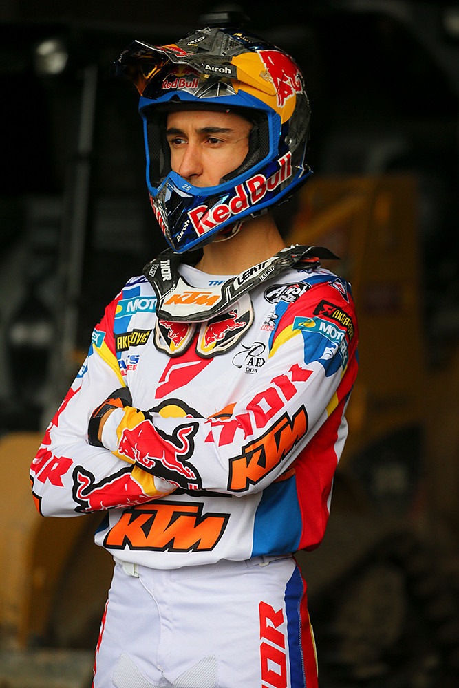Marvin Musquin - Vital MX Pit Bits: Oakland - Motocross Pictures - Vital MX