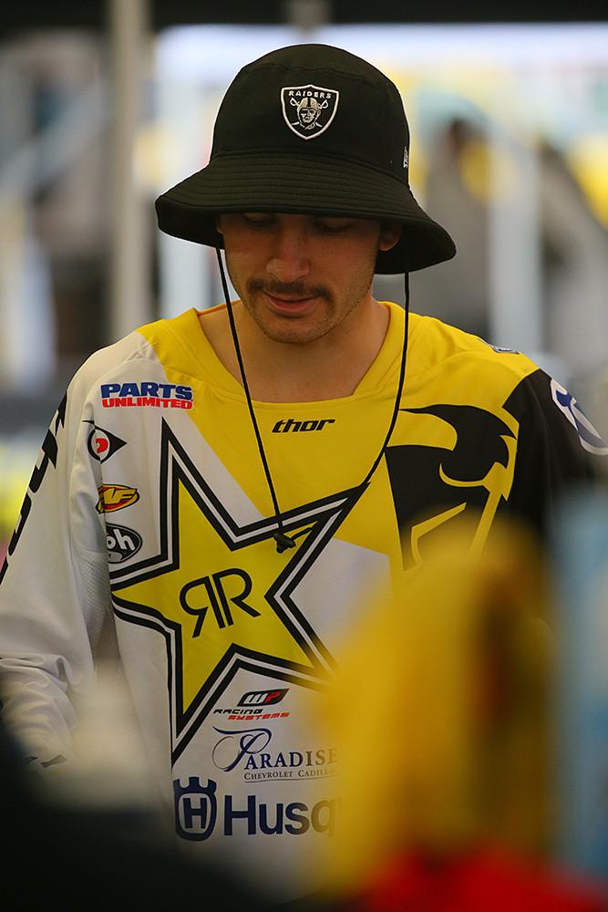 Jason Anderson - Vital MX Pit Bits: Oakland - Motocross Pictures - Vital MX