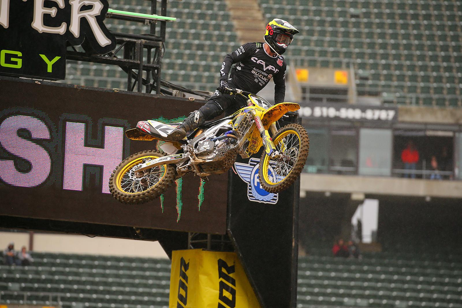 Jake Weimer - Vital MX Pit Bits: Oakland - Motocross Pictures - Vital MX
