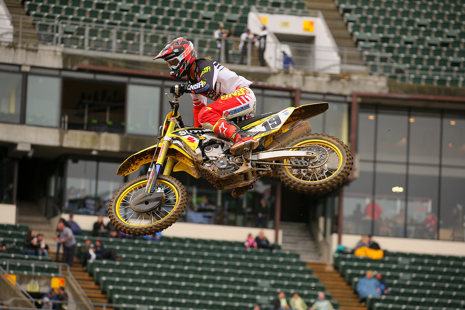 Justin Bogle - Vital MX Pit Bits: Oakland - Motocross Pictures - Vital MX