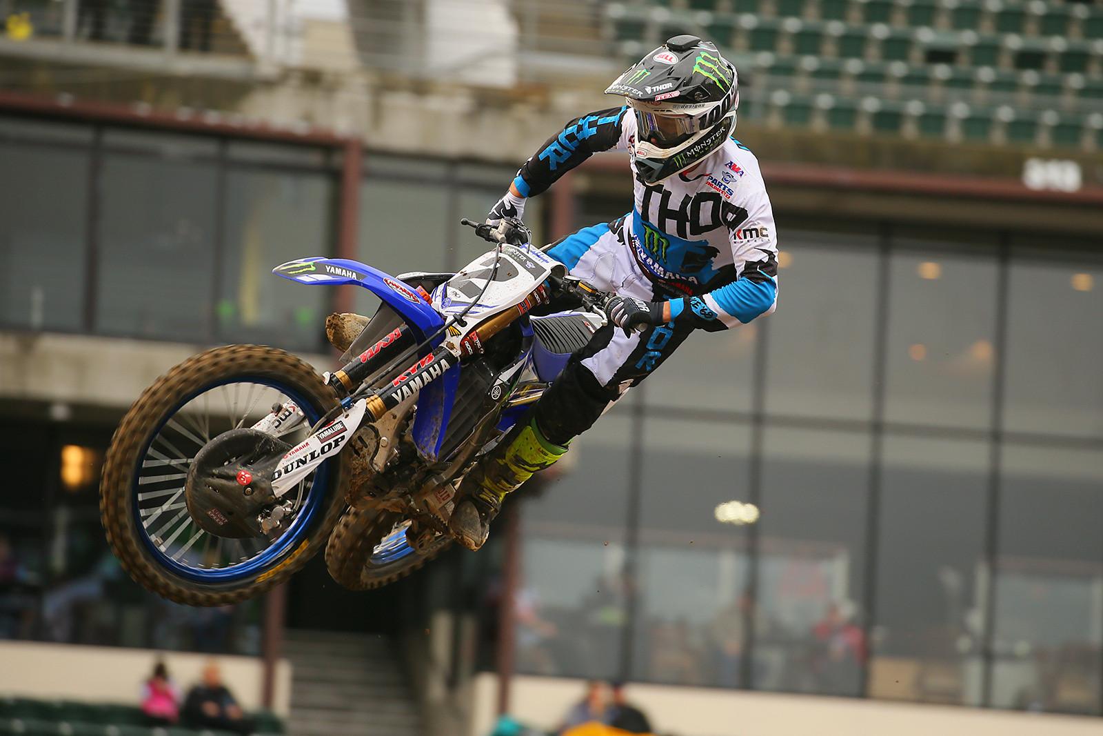 Cooper Webb - Vital MX Pit Bits: Oakland - Motocross Pictures - Vital MX