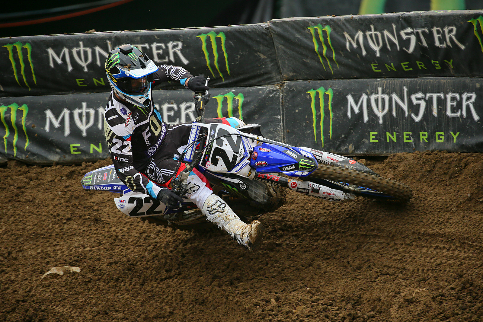 Chad Reed - Vital MX Pit Bits: Oakland - Motocross Pictures - Vital MX