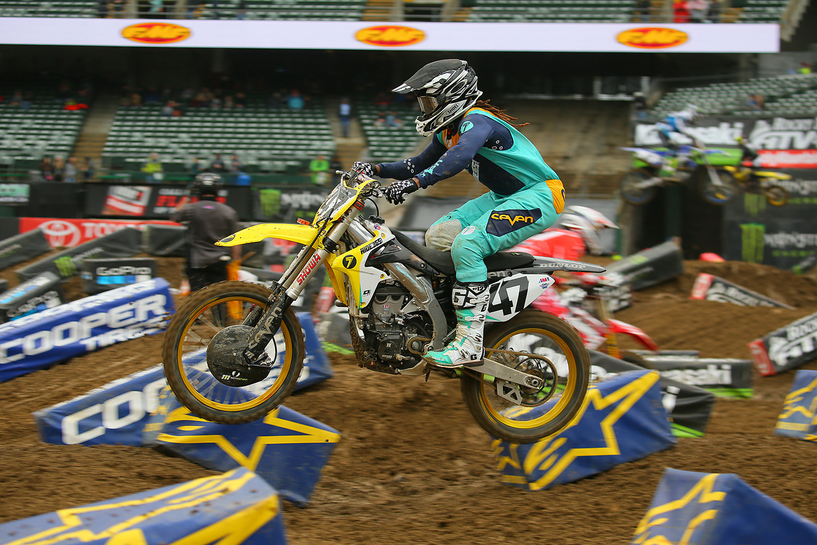 Malcolm Stewart - Vital MX Pit Bits: Oakland - Motocross Pictures - Vital MX