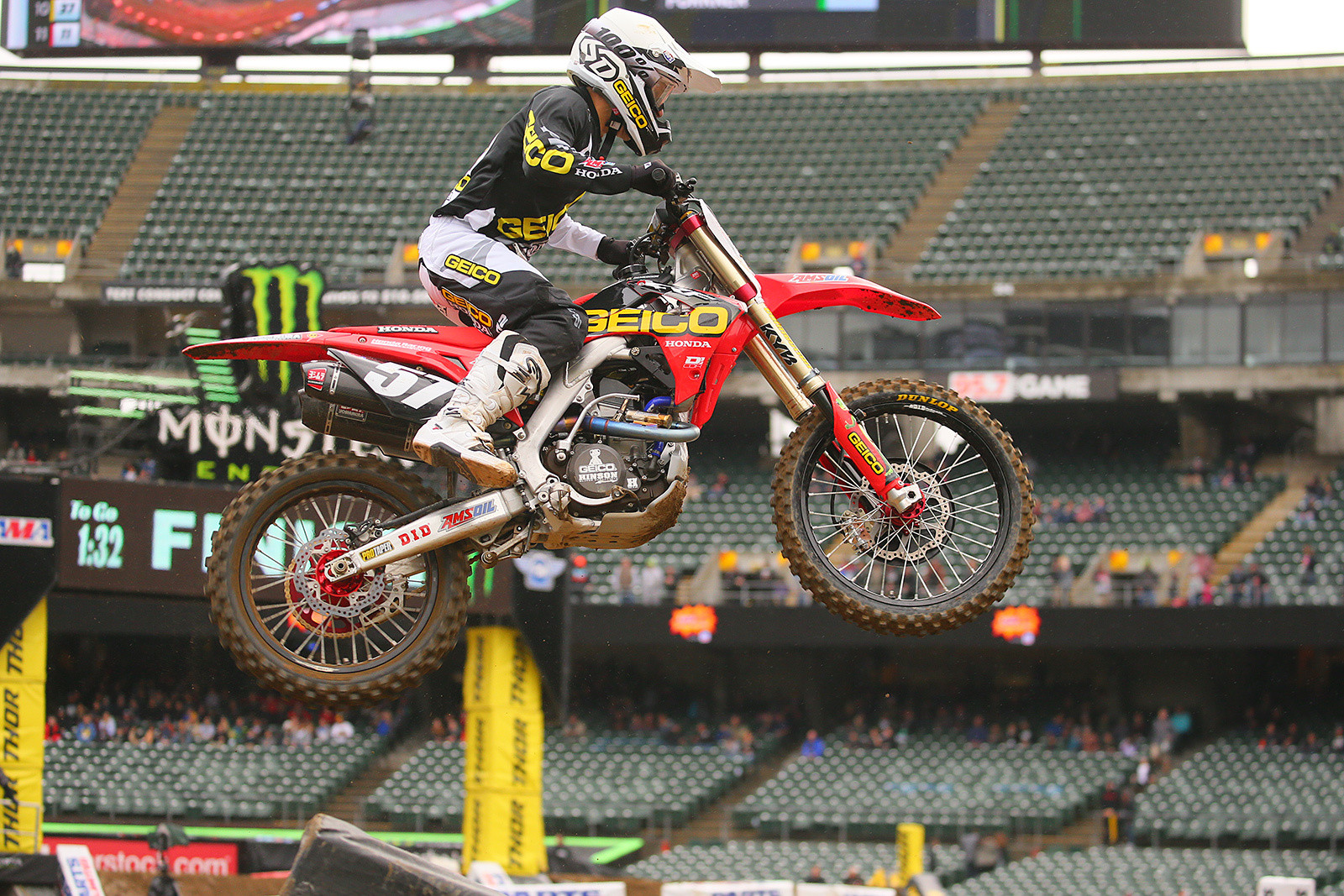 Jimmy DeCotis - Vital MX Pit Bits: Oakland - Motocross Pictures - Vital MX