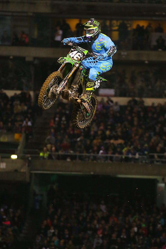 Justin Hill - Photo Blast: Oakland - Motocross Pictures - Vital MX