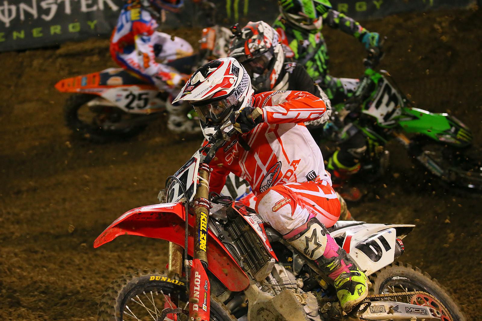 Vince Friese - Photo Blast: Oakland - Motocross Pictures - Vital MX