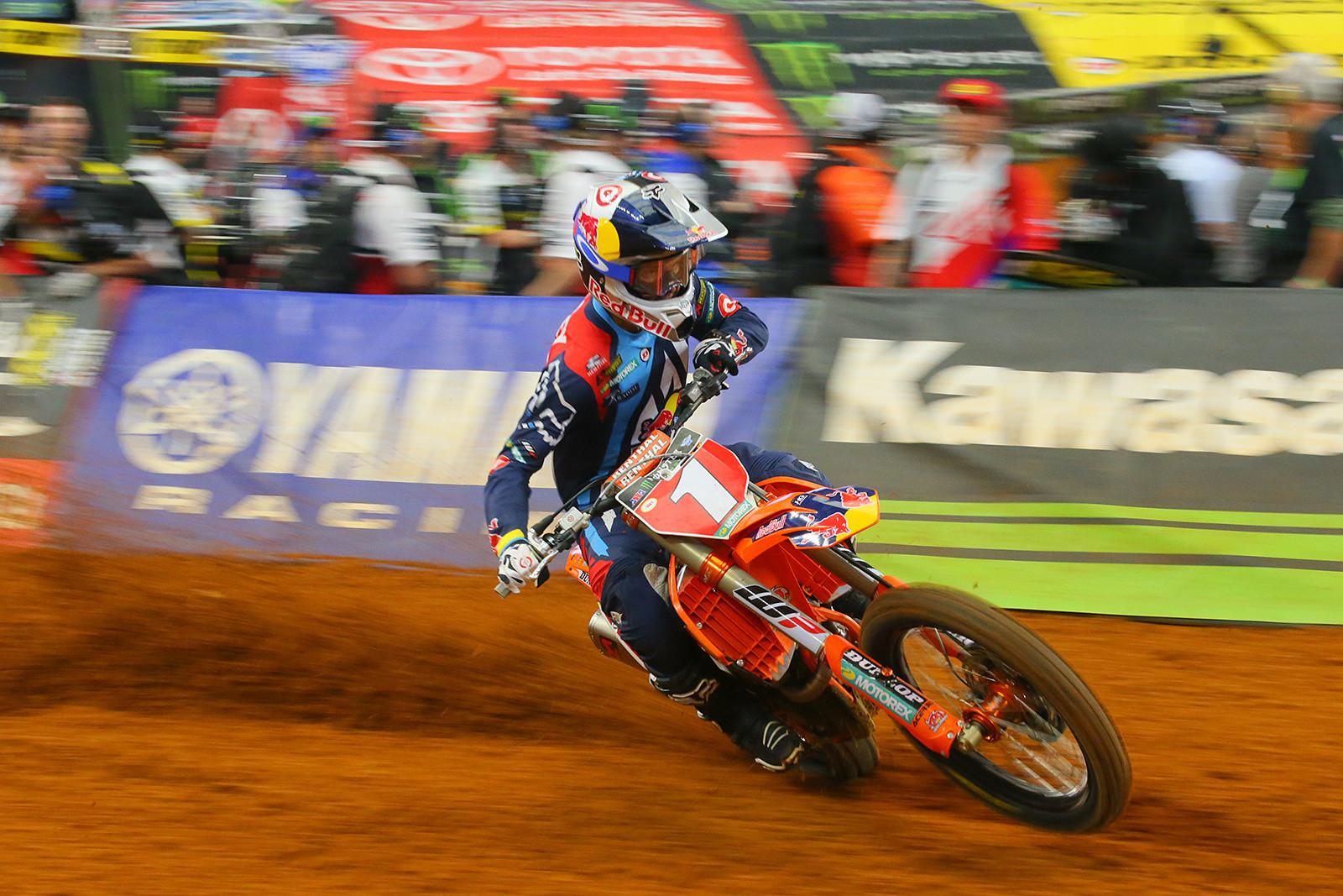 Ryan Dungey - Vital MX Pit Bits: Arlington - Motocross Pictures - Vital MX