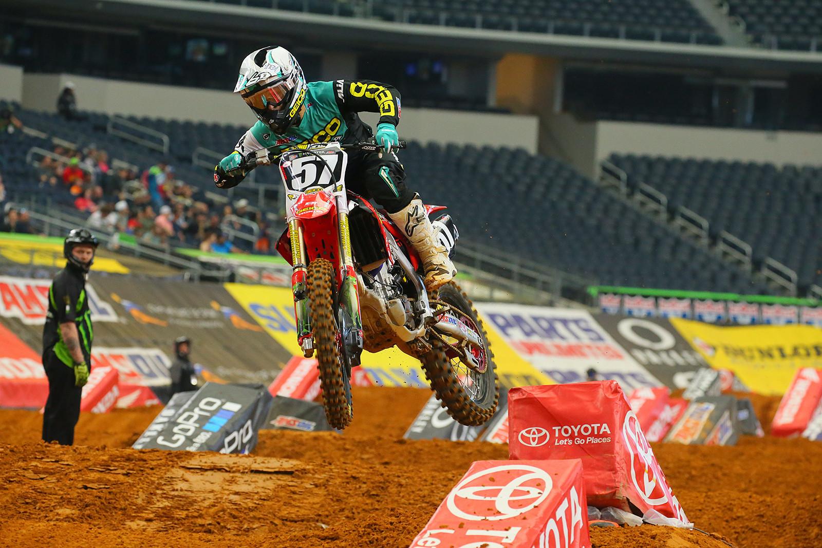 Jimmy DeCotis - Vital MX Pit Bits: Arlington - Motocross Pictures - Vital MX