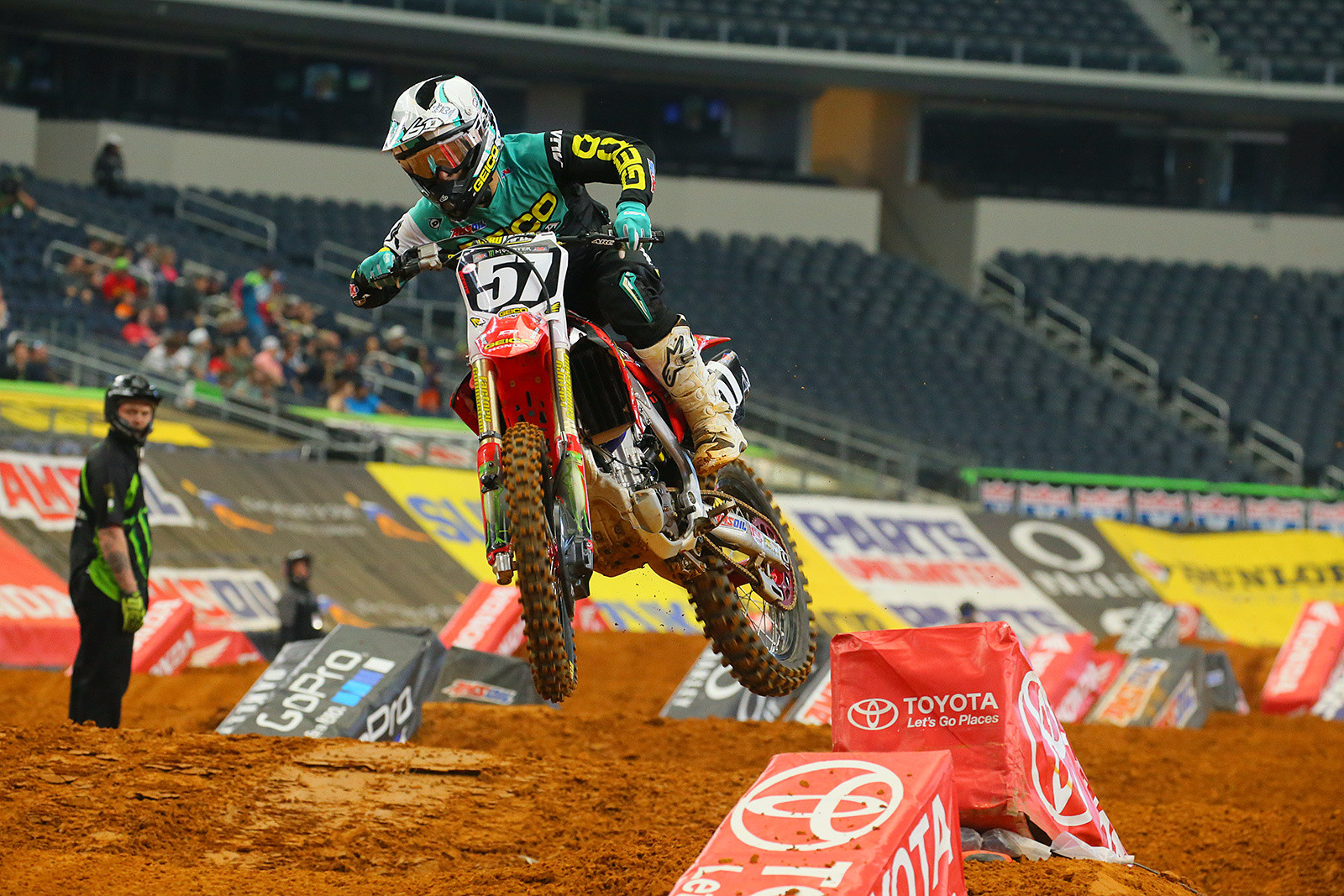 Jimmy DeCotis - Vital MX Pit Bits: Arlington - Motocross Pictures - Vital MX