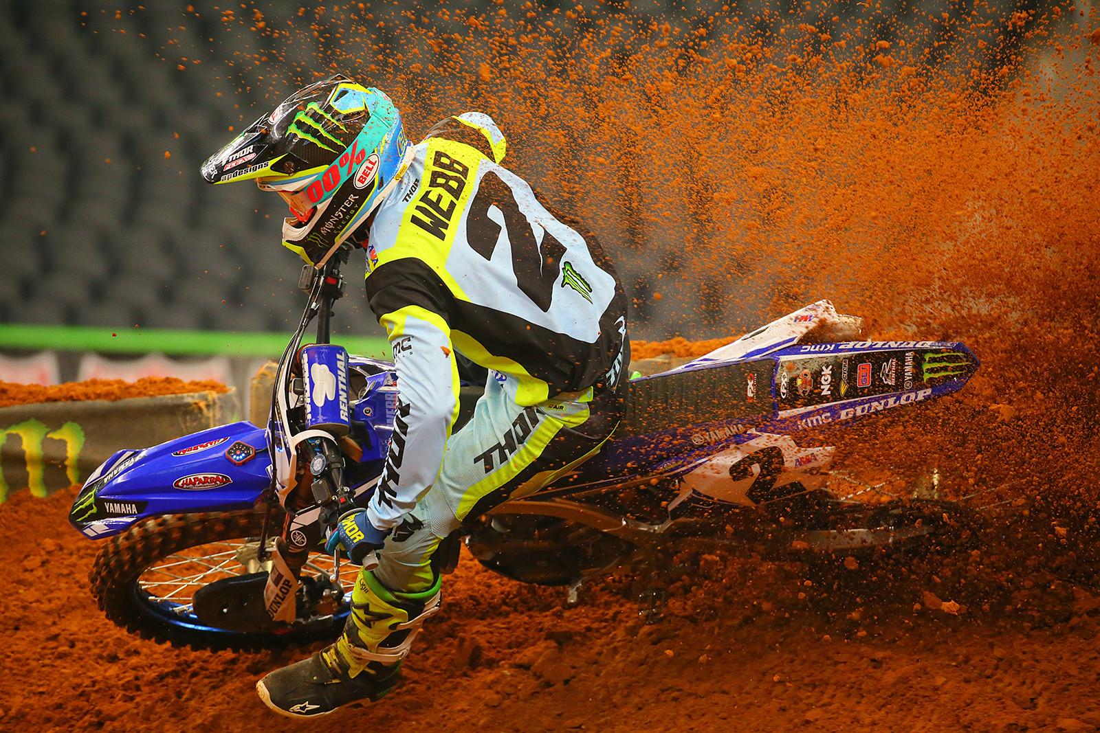 Cooper Webb - Vital MX Pit Bits: Arlington - Motocross Pictures - Vital MX