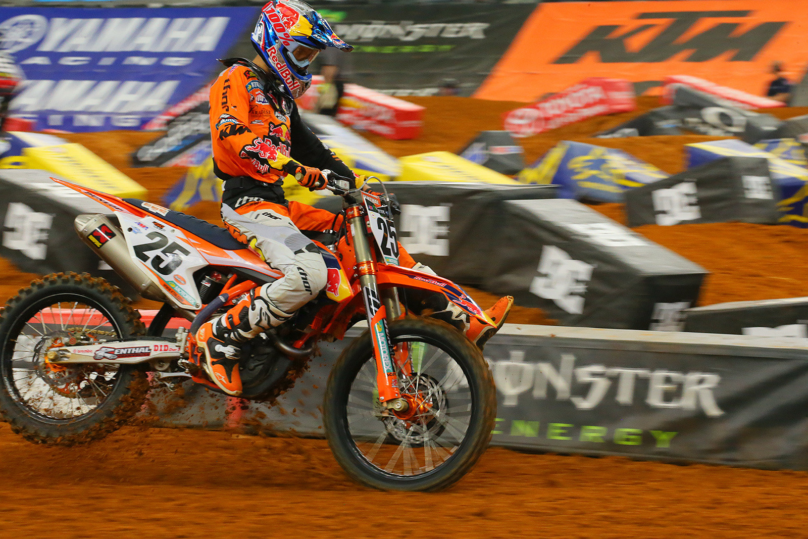 Marvin Musquin - Vital MX Pit Bits: Arlington - Motocross Pictures - Vital MX