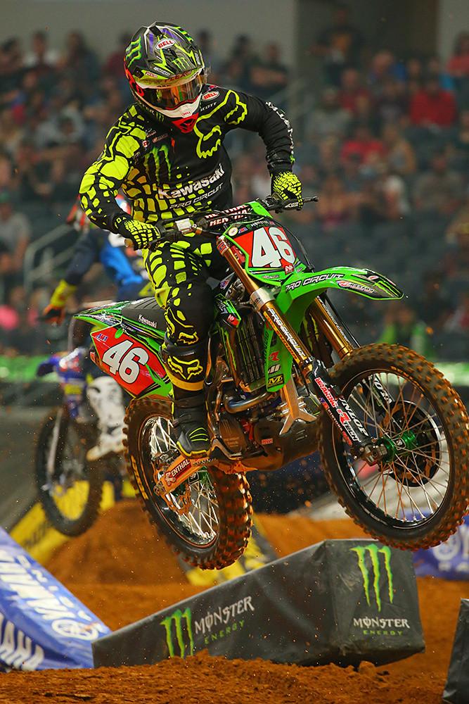 Justin Hill - Photo Blast: Arlington - Motocross Pictures - Vital MX