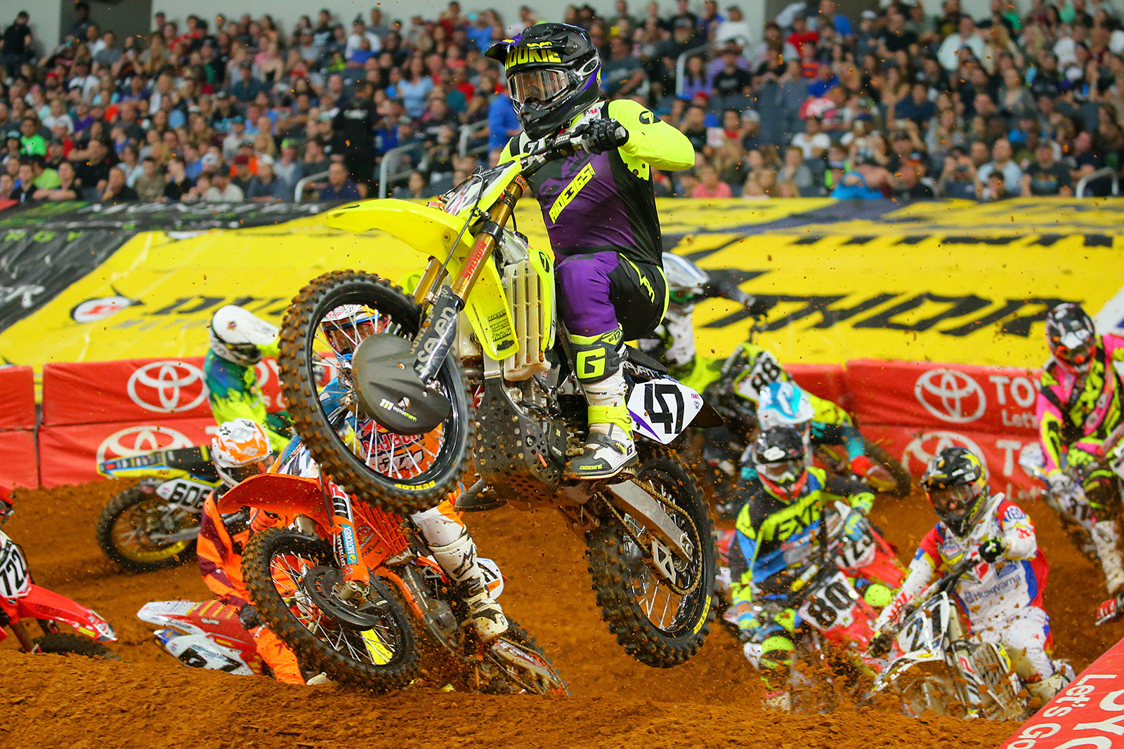 Malcolm Stewart - Photo Blast: Arlington - Motocross Pictures - Vital MX