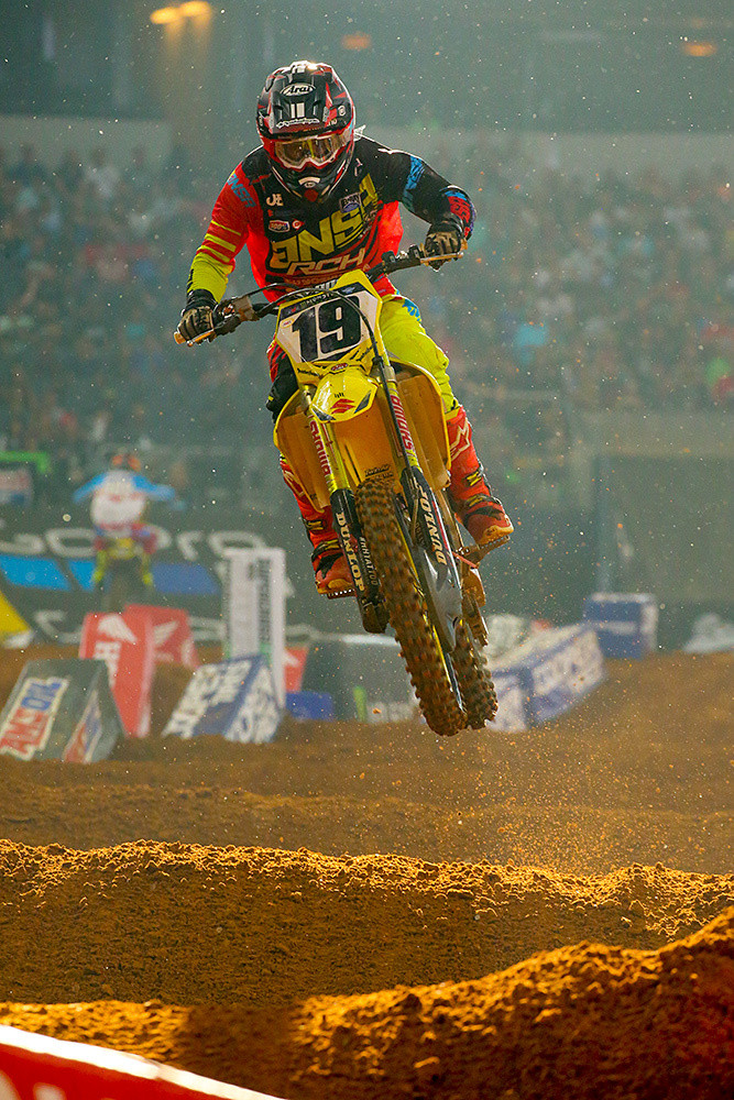 Justin Bogle - Photo Blast: Arlington - Motocross Pictures - Vital MX