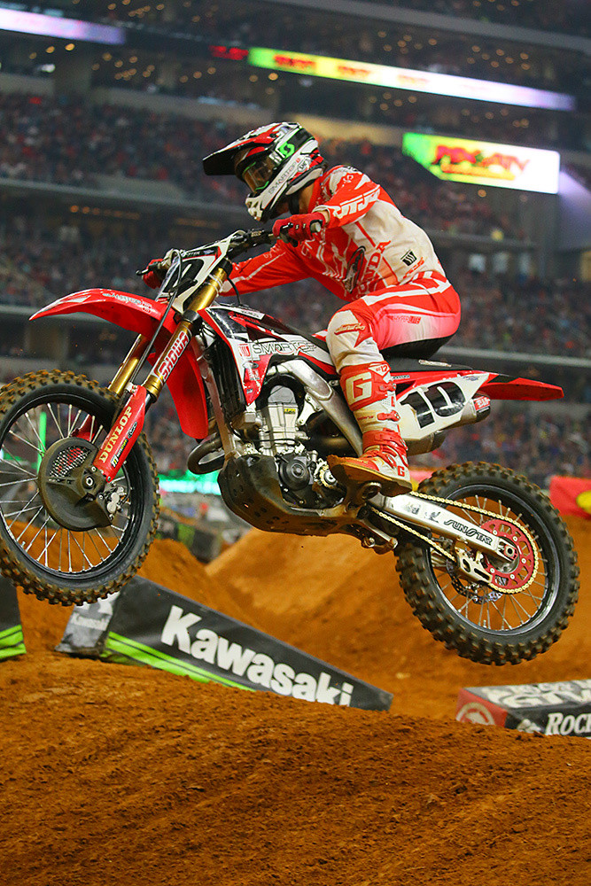 Justin Brayton - Photo Blast: Arlington - Motocross Pictures - Vital MX
