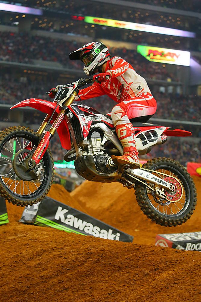 Justin Brayton - Photo Blast: Arlington - Motocross Pictures - Vital MX