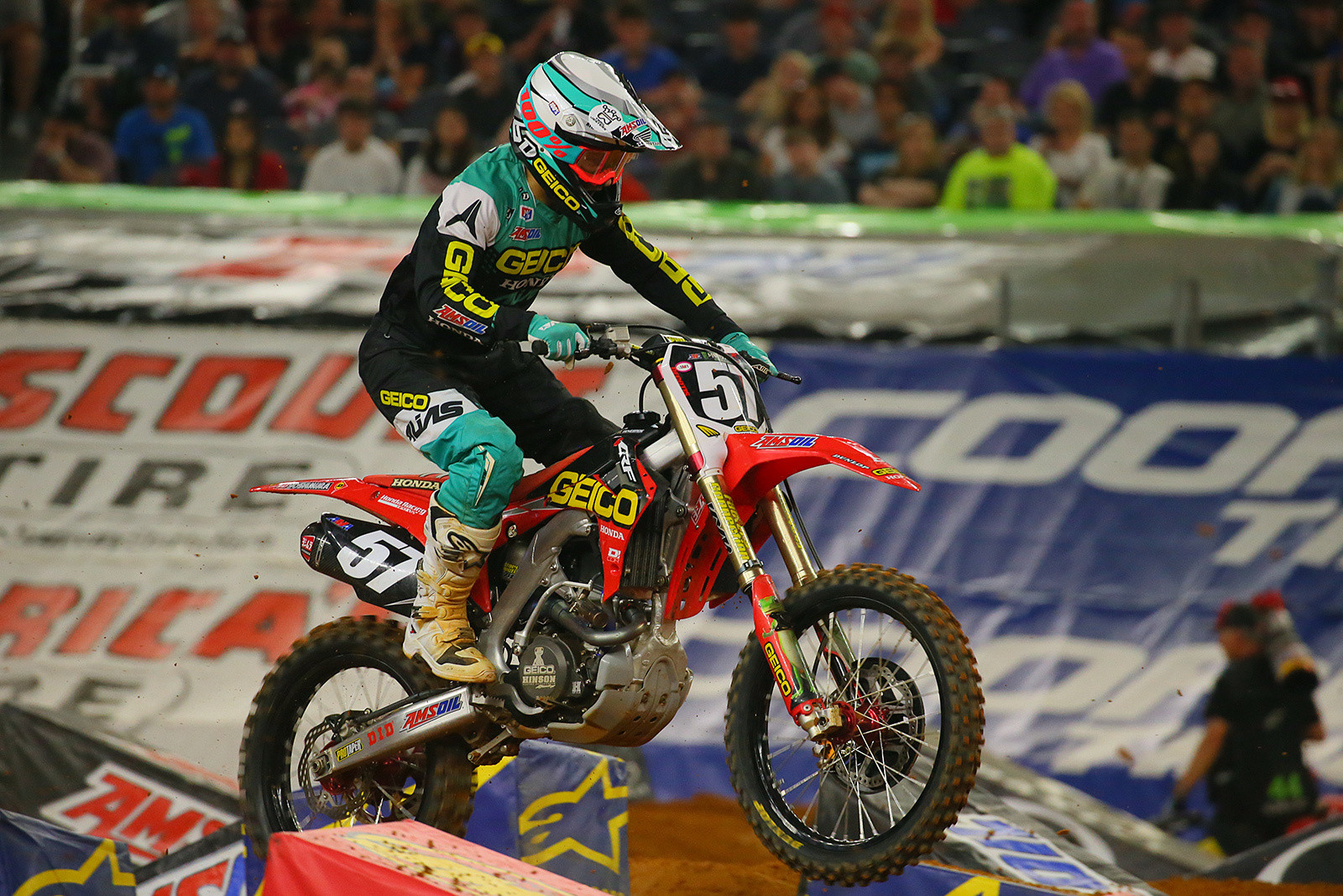 Jimmy DeCotis - Photo Blast: Arlington - Motocross Pictures - Vital MX