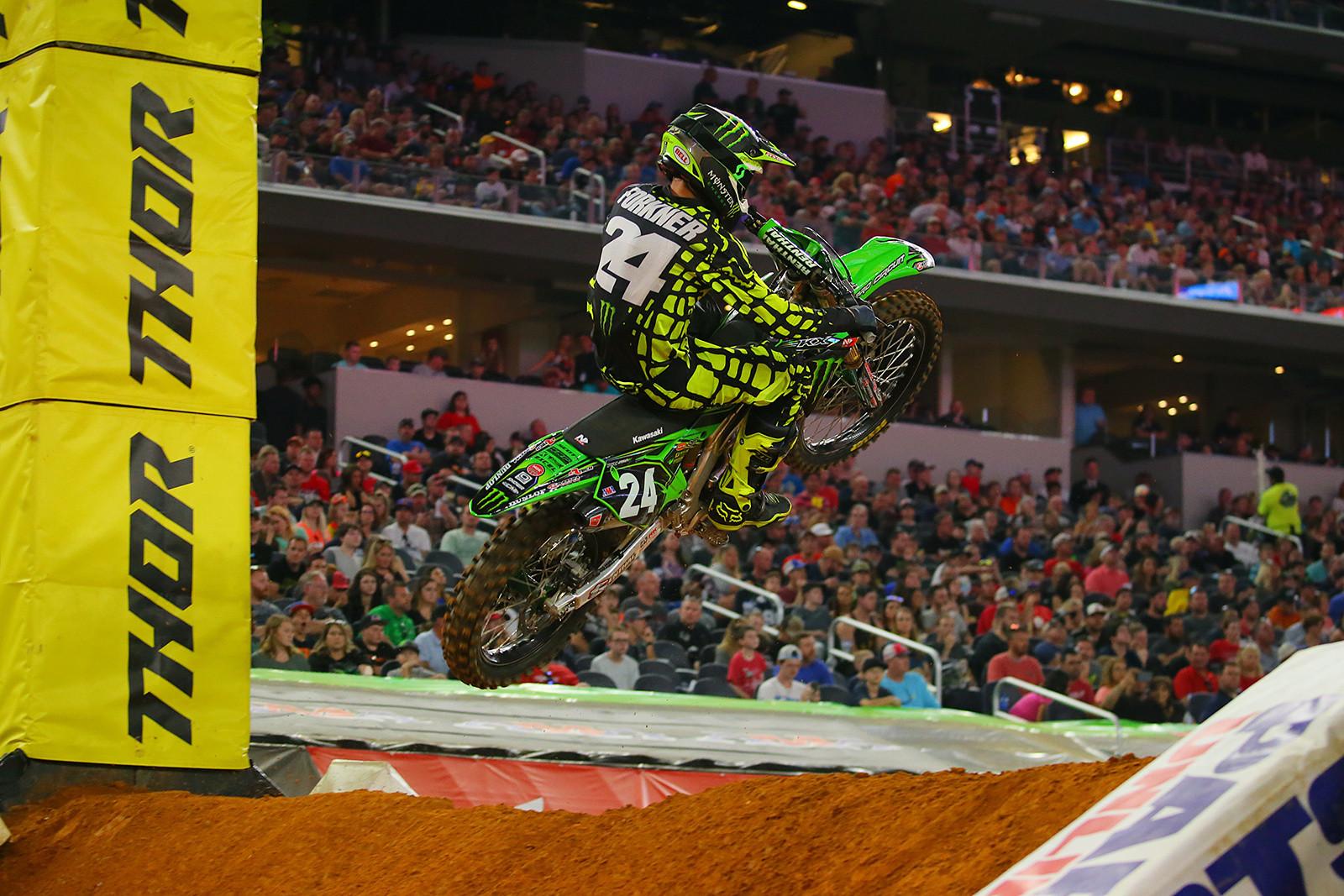 Austin Forkner - Photo Blast: Arlington - Motocross Pictures - Vital MX