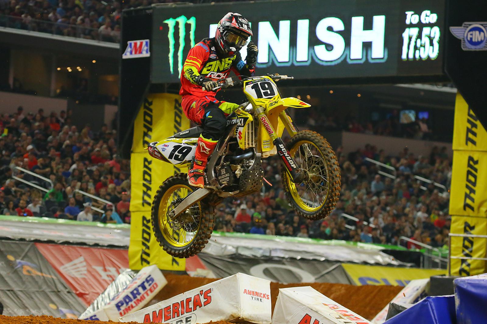 Justin Bogle - Photo Blast: Arlington - Motocross Pictures - Vital MX