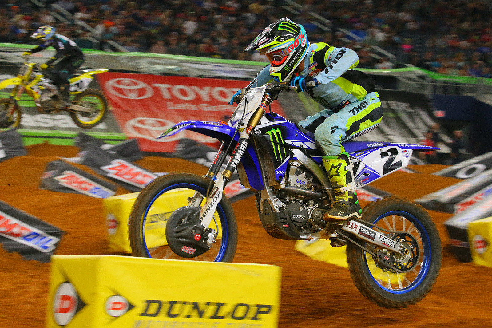 Cooper Webb - Photo Blast: Arlington - Motocross Pictures - Vital MX