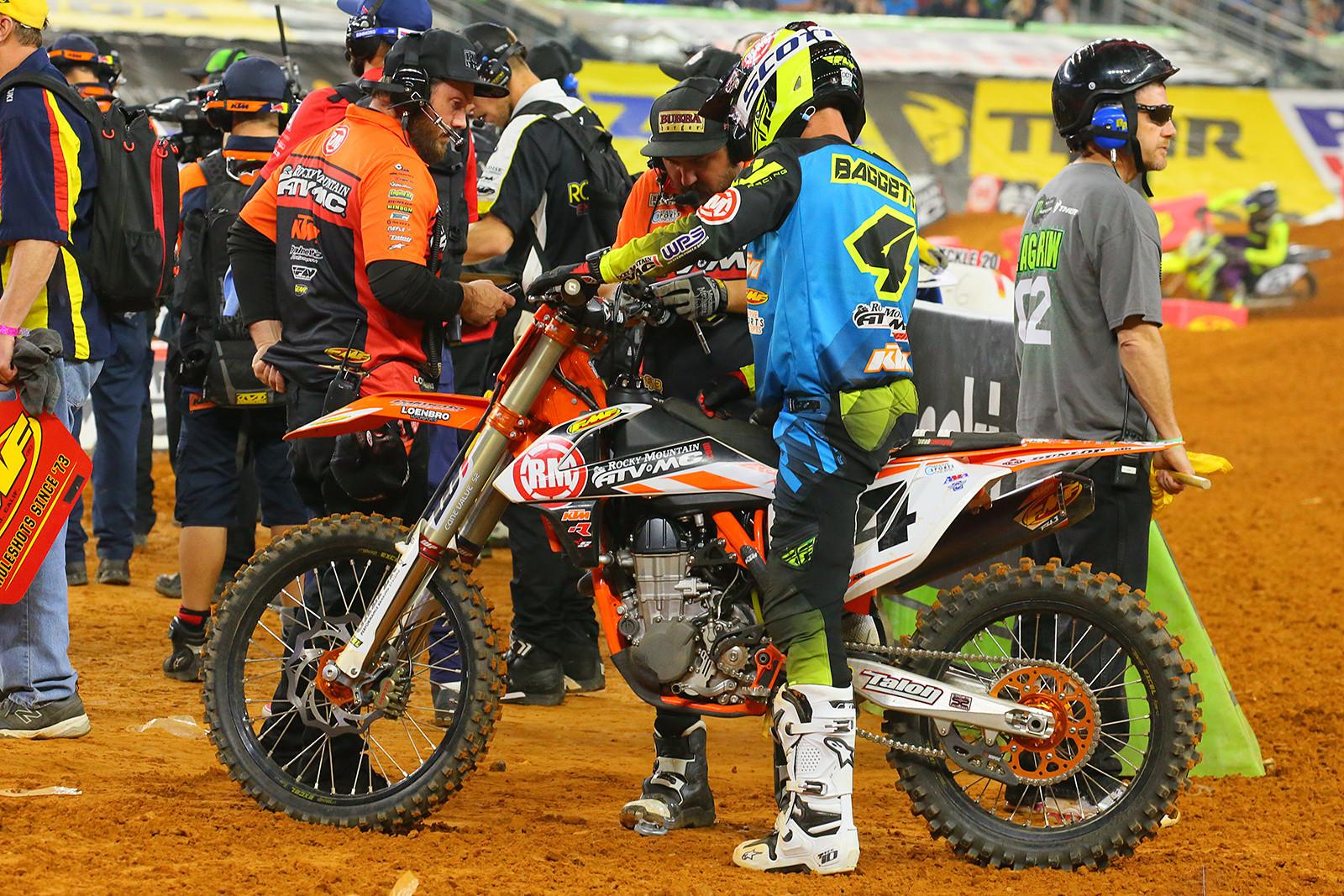 Blake Baggett - Photo Blast: Arlington - Motocross Pictures - Vital MX