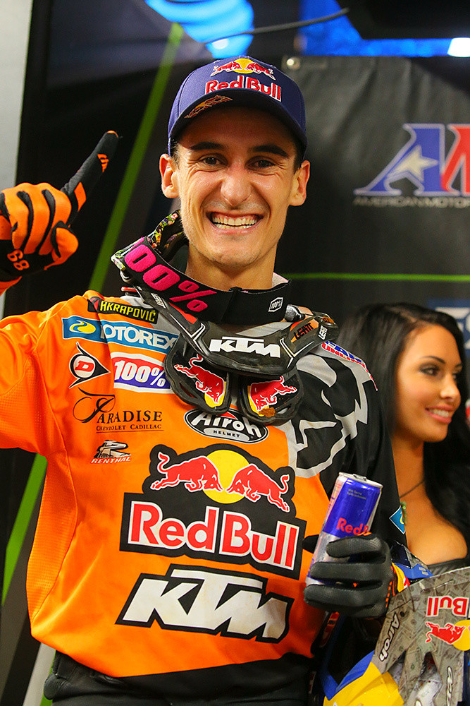 Marvin Musquin - Photo Blast: Arlington - Motocross Pictures - Vital MX