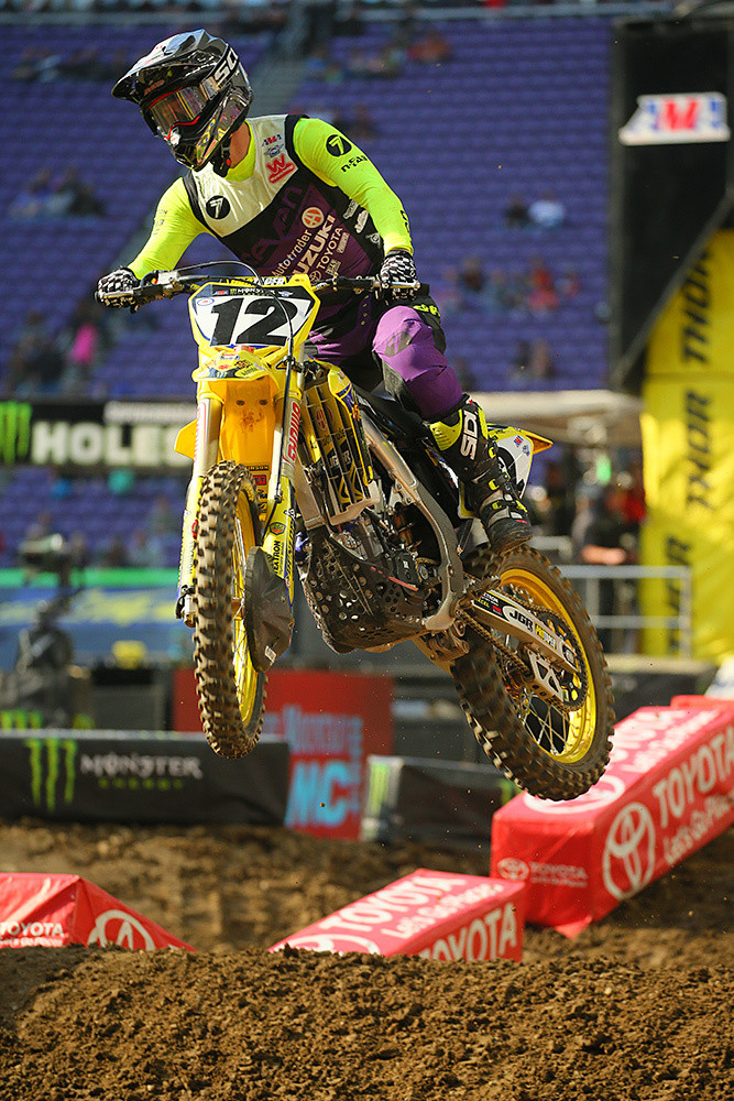 Jake Weimer - Vital MX Pit Bits: Minneapolis - Motocross Pictures - Vital MX