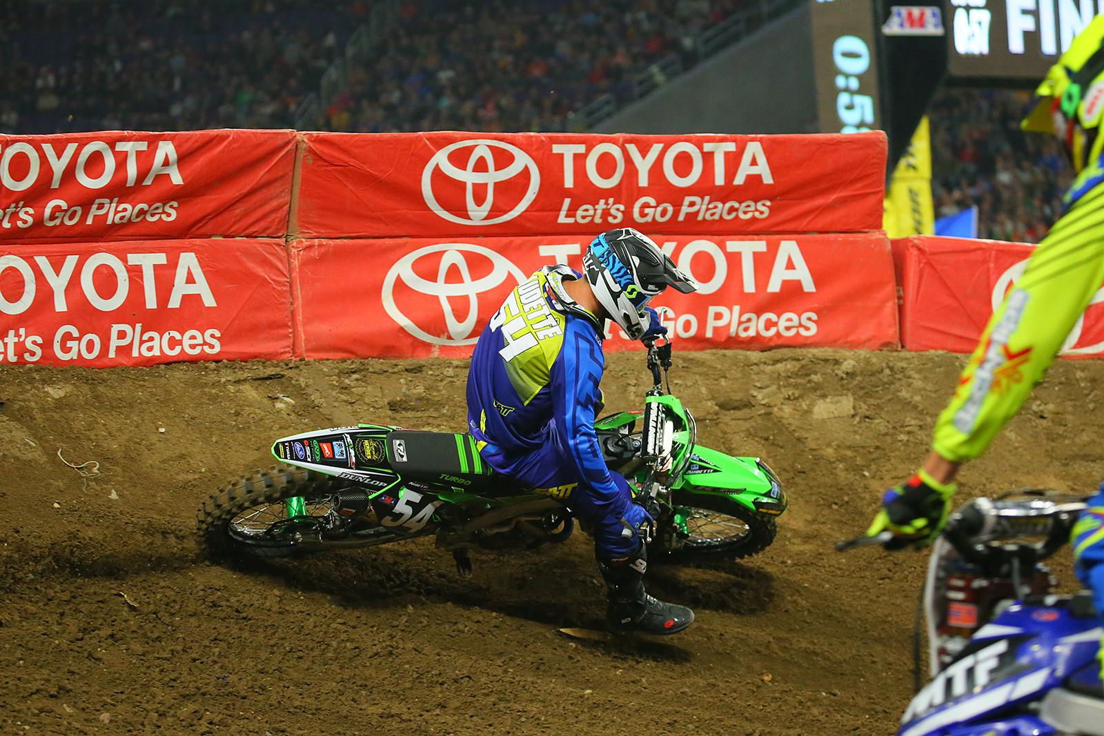 Gannon Audette - Photo Blast: Minneapolis - Motocross Pictures - Vital MX
