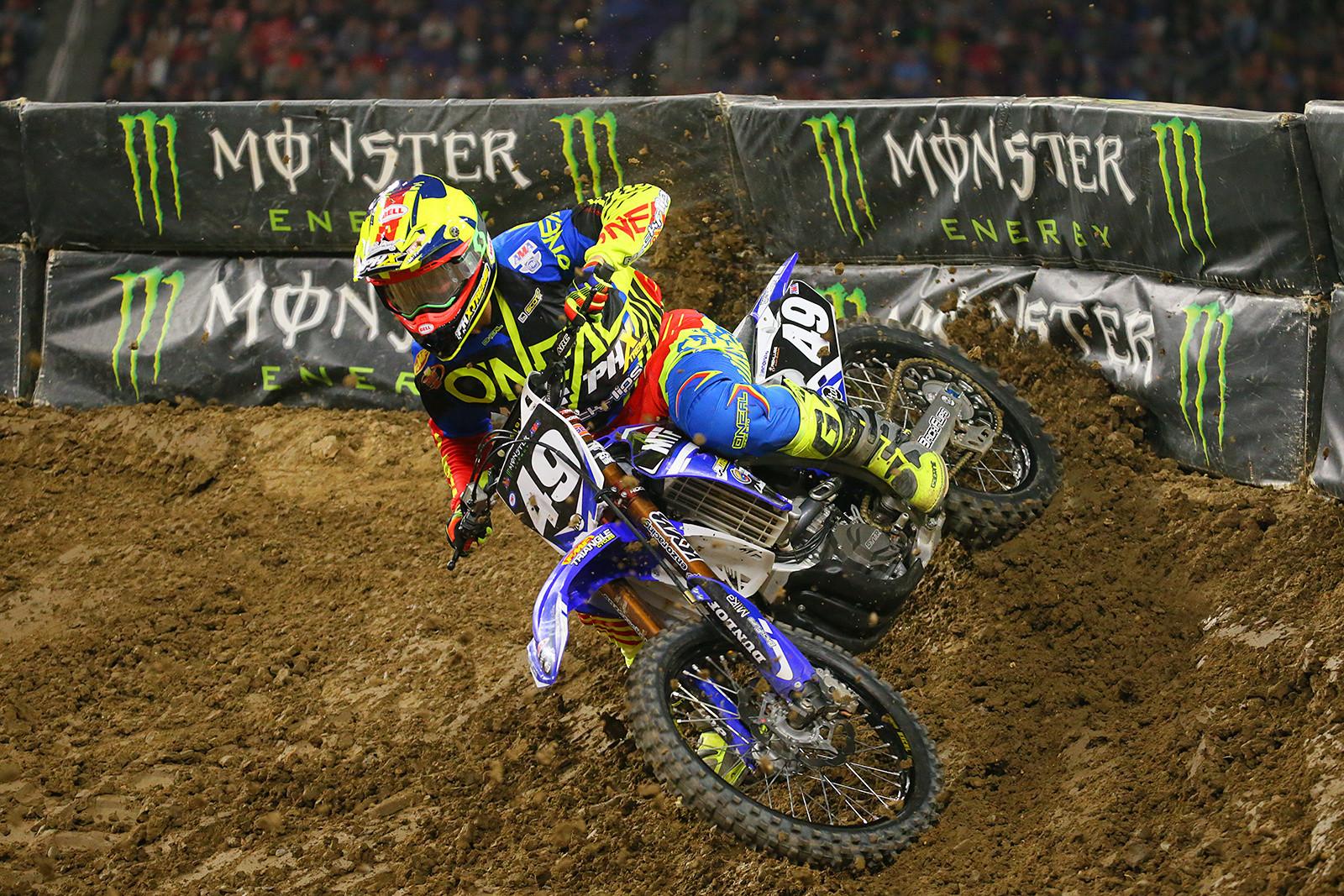 Anthony Rodriguez - Photo Blast: Minneapolis - Motocross Pictures - Vital MX