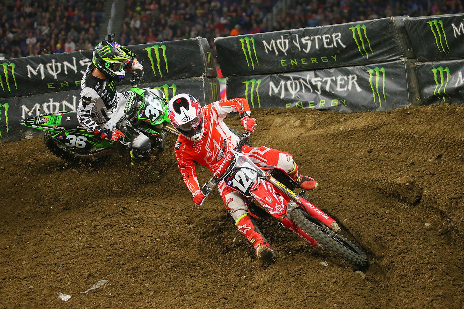 Cameron McAdoo - Photo Blast: Minneapolis - Motocross Pictures - Vital MX