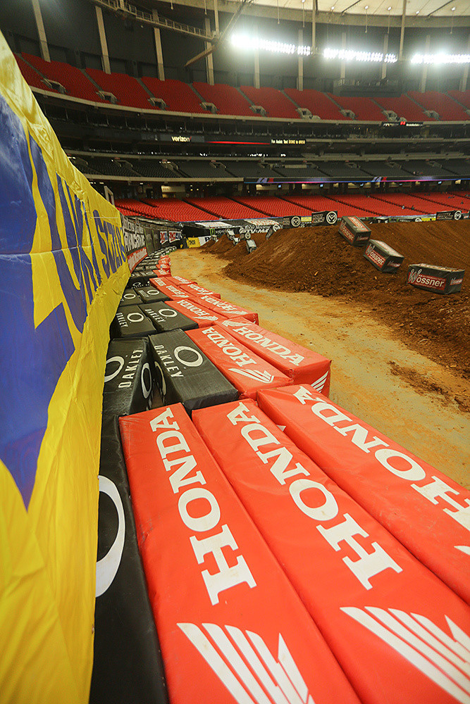 Ready for a change - Photo Blast: Atlanta Arenacross - Motocross Pictures - Vital MX