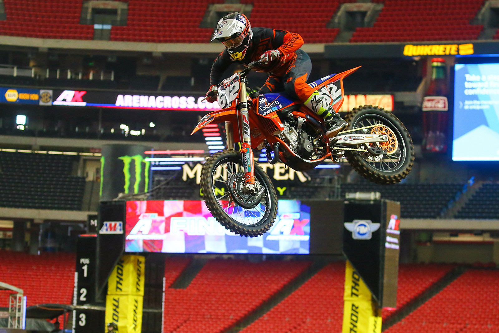 Mitchell Falk - Photo Blast: Atlanta Arenacross - Motocross Pictures - Vital MX