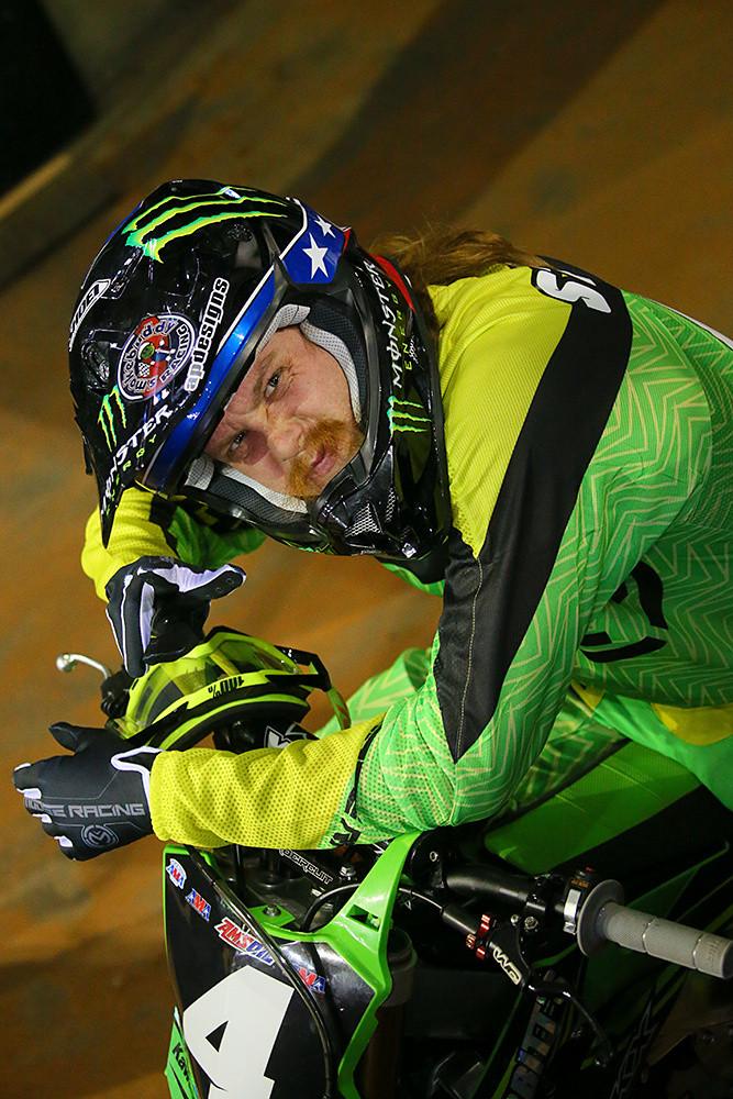 Gared Steinke - Photo Blast: Atlanta Arenacross - Motocross Pictures - Vital MX
