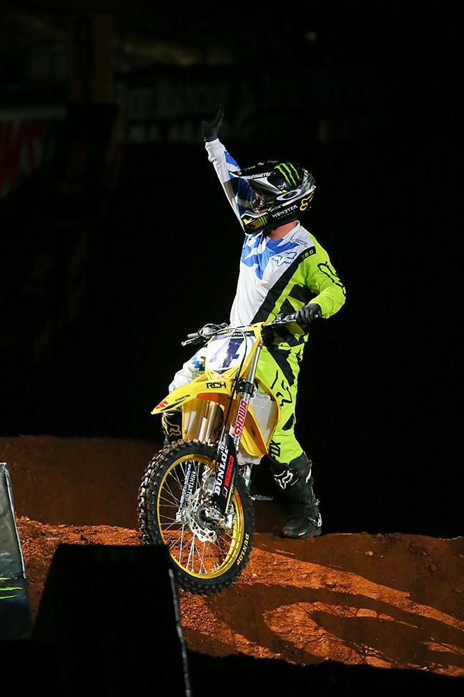 Ricky Carmichael - Photo Blast: Atlanta Arenacross - Motocross Pictures - Vital MX