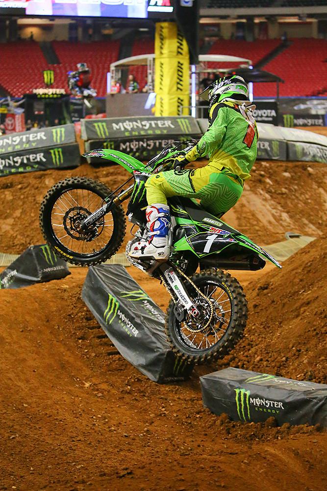 Gavin Faith - Photo Blast: Atlanta Arenacross - Motocross Pictures - Vital MX
