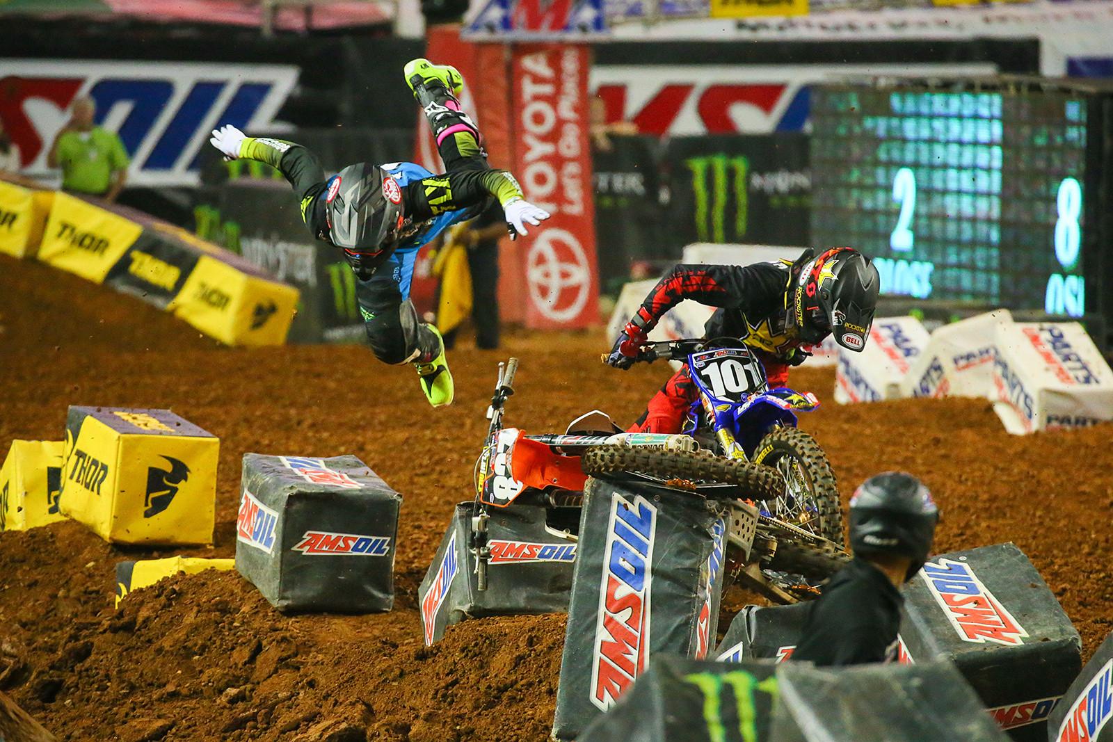 Max Markolf - Photo Blast: Atlanta Arenacross - Motocross Pictures - Vital MX