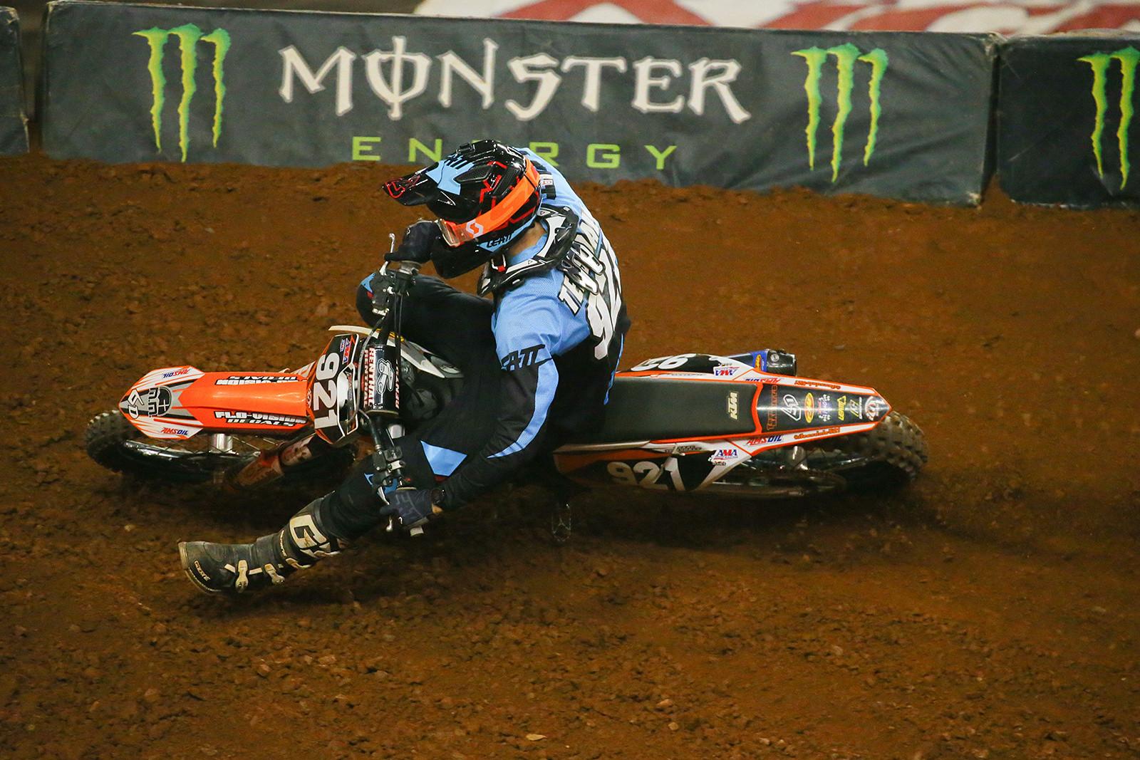 Isaac Teasdale - Photo Blast: Atlanta Arenacross - Motocross Pictures - Vital MX