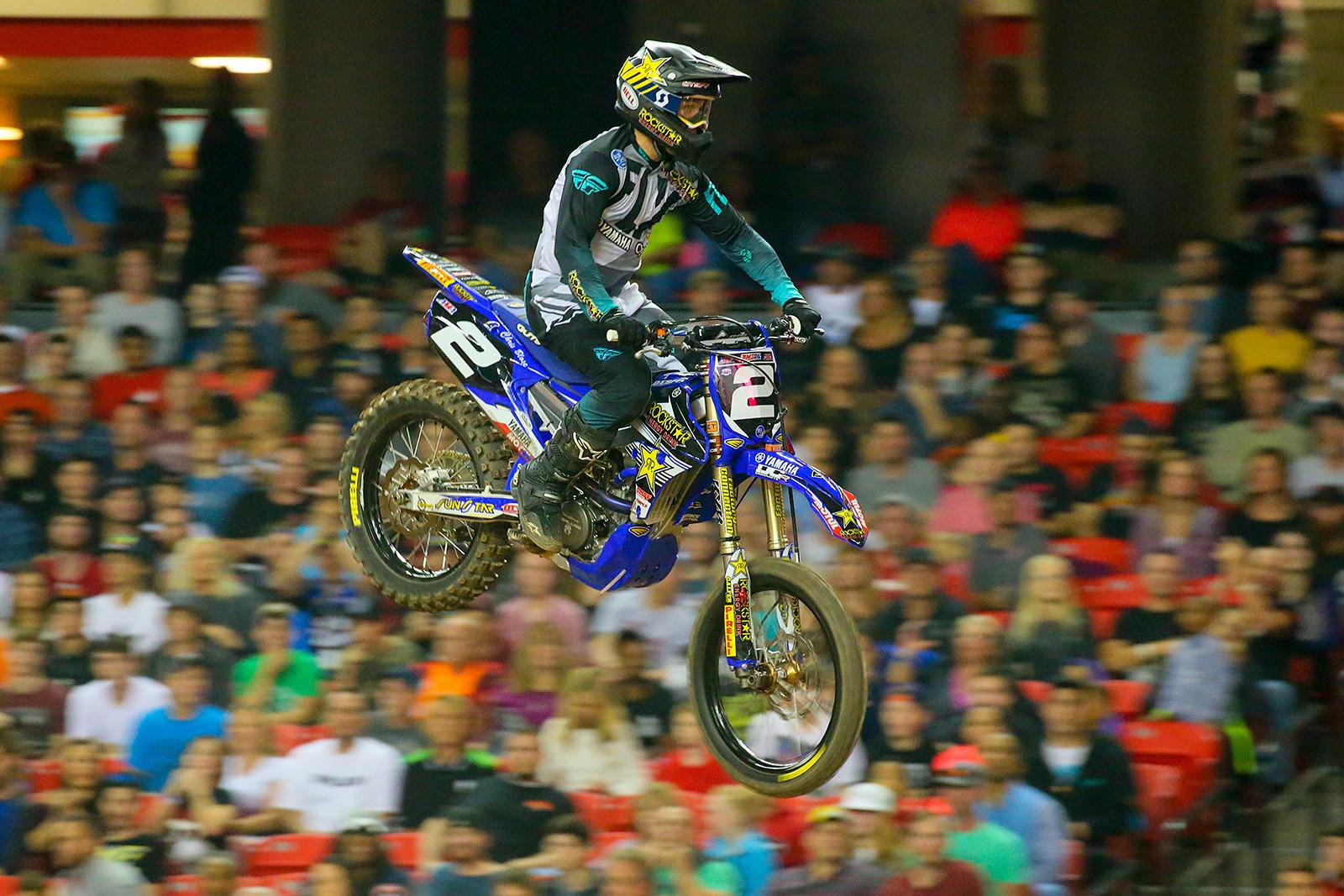 Chris Blose - Photo Blast: Atlanta Arenacross - Motocross Pictures - Vital MX