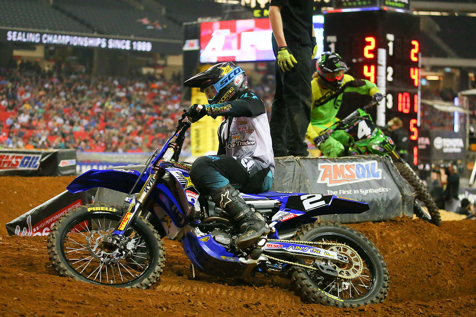 Chris Blose - Photo Blast: Atlanta Arenacross - Motocross Pictures - Vital MX