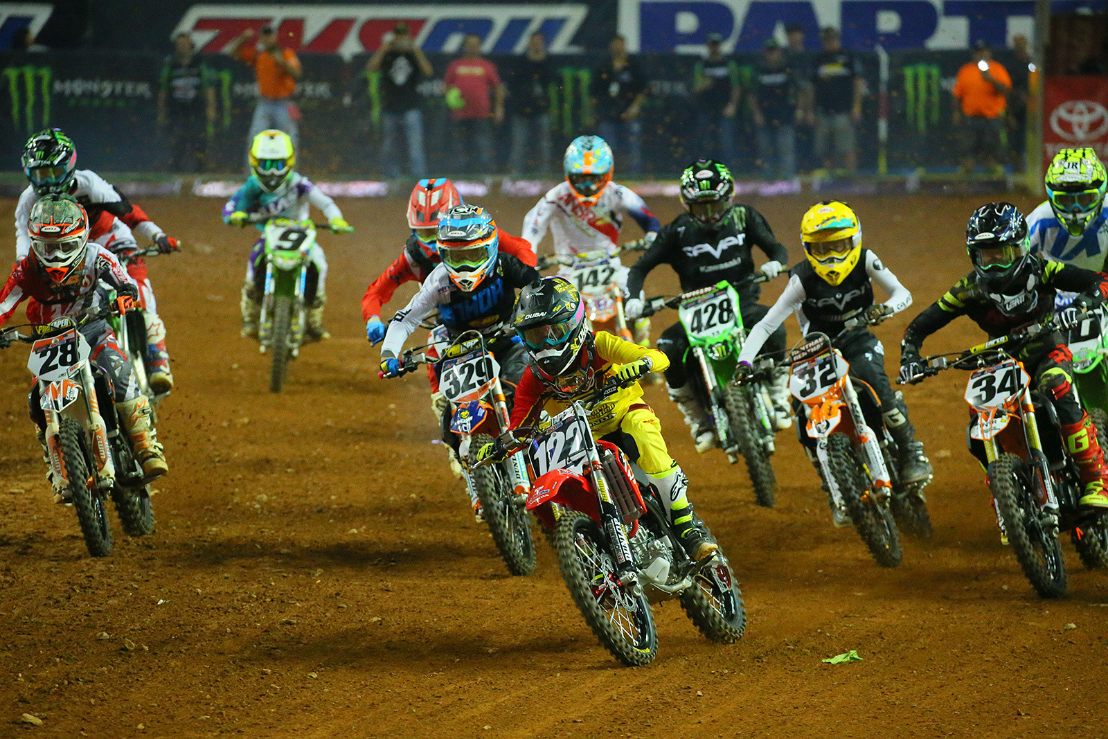 Carson Mumford - Photo Blast: Atlanta Arenacross - Motocross Pictures - Vital MX